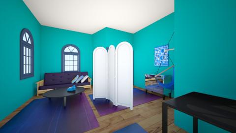 bedroom3 - by jcflynn