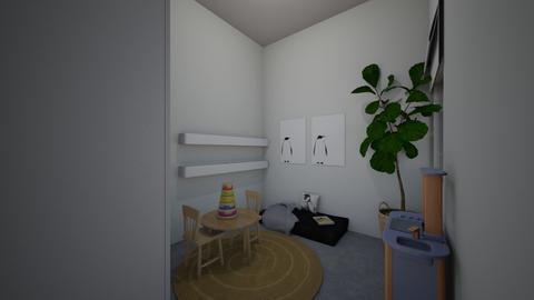 Noam Maman 3 - Kids room - by erlichroni