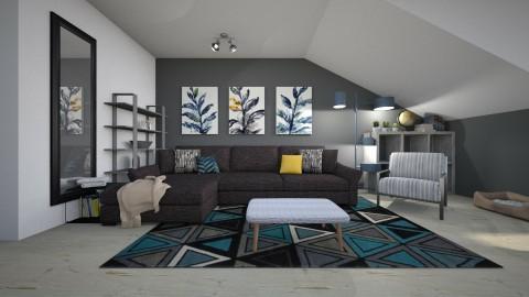 living room - by antonia_k