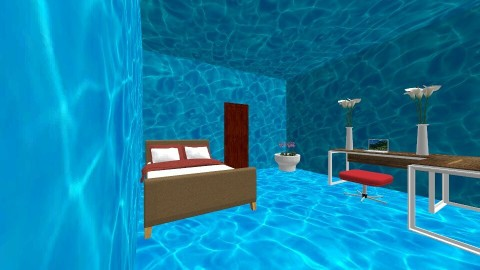 Under water - Bedroom - by Bphillips