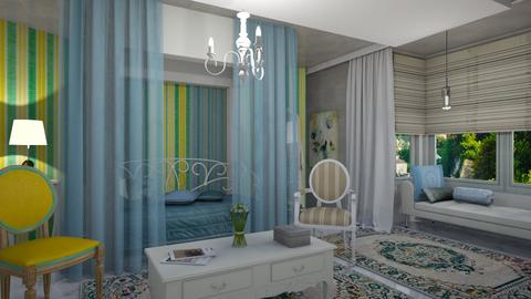 A place to rest - Bedroom - by The quiet designer