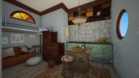 Tiny house - Eclectic - by deleted_1524503933_Architectural