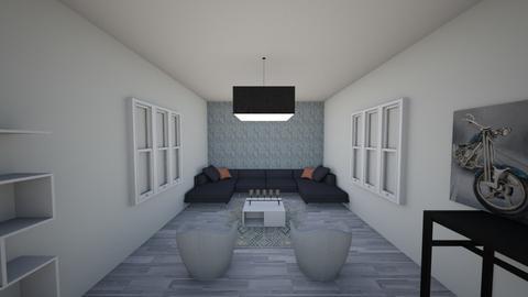 Art For All - Living room - by LightningFarner