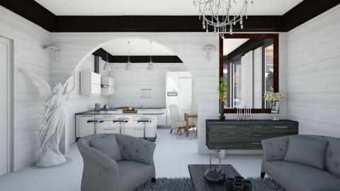 Family DR12 - Living room - by fifi sefriyani