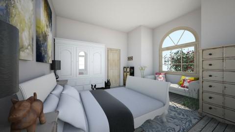 Master Bedroom - Bedroom - by CAMPBC31