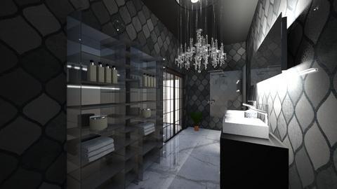 Modern Art Room - Modern - Bedroom - by vikyyym