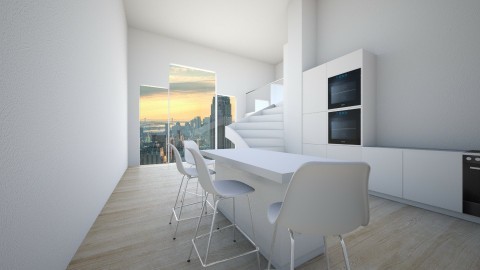 Modern af2 - Kitchen - by nelly_wreland