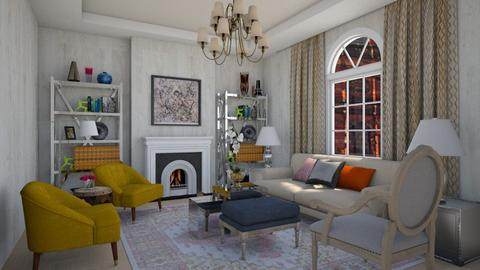 Marylebone Granny Living - Classic - Living room - by 3rdfloor
