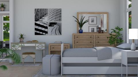 Just Rest - Modern - Bedroom - by millerfam