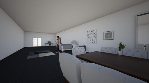 maritzza montanez final - Bedroom - by McClintock