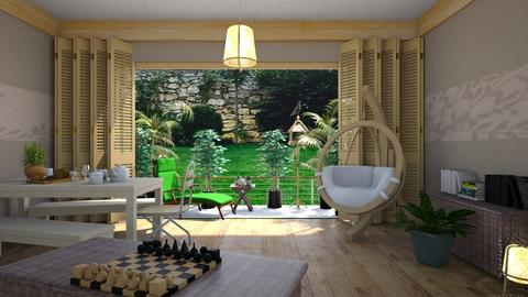terrace - by ilcsi1860