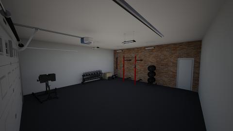Da Gym - by rogue_58c5b29acf0c13d6479b833444bef
