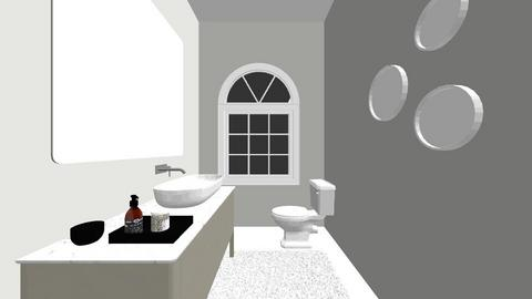 bathroom 13 - Kids room - by hallefran