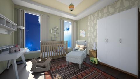 kids room - Classic - Kids room - by yasamanmahmoodi