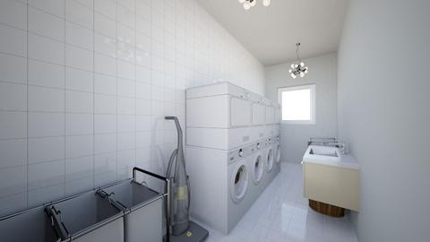 laundry room - Modern - by Bianca Interior Design