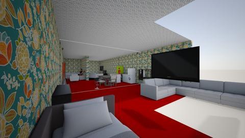 antonio house  - Classic - Living room - by yo dad