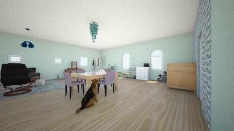 Skylar - Bedroom - by sabernat4861