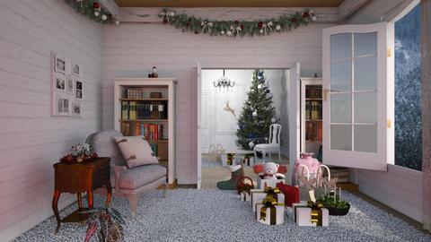 Navidad - by jasmin_jasmin