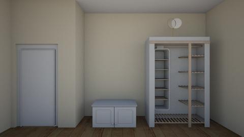 Tiffany Hall - Minimal - Bedroom - by TiffanyNewRoom