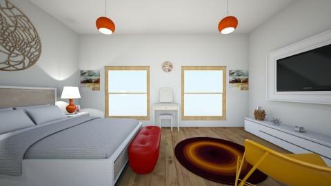 bedroom - Bedroom - by zainizaheer