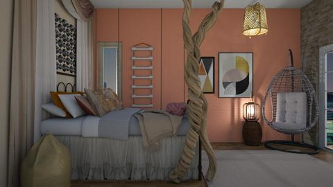 bb - Bedroom - by RaeCam