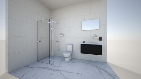 Loriane - Bathroom - by efgadson