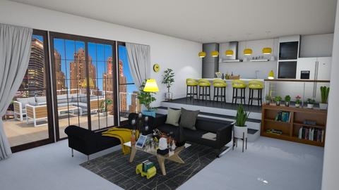 bla - Classic - Living room - by kellynazha