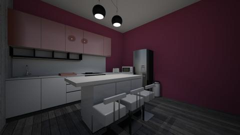 kitchen - by endrianne