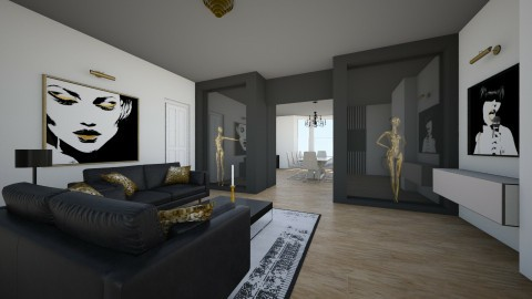 Classic Dutch House - by ana0000