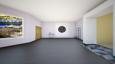 La sala pt 2 - Modern - Living room - by AzulBlue