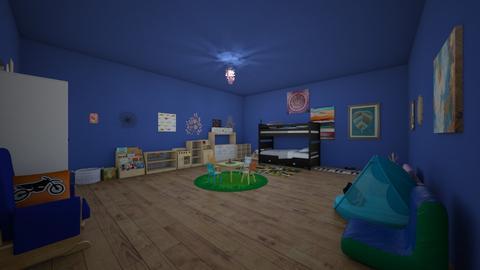 Kayleigh   - Kids room - by Kaylee Willis