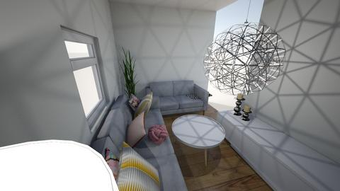 Hanane sejour v1 - Living room - by alouane00