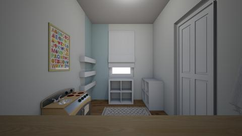 Nicole playroom 4 - Kids room - by erlichroni