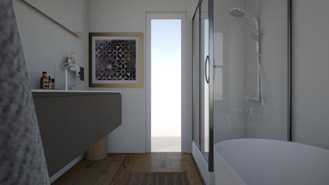 master bath seven ten  - Bathroom - by suzan11