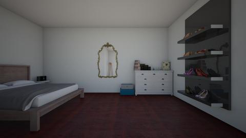 Interior esign - Modern - Bedroom - by ChildOfGod
