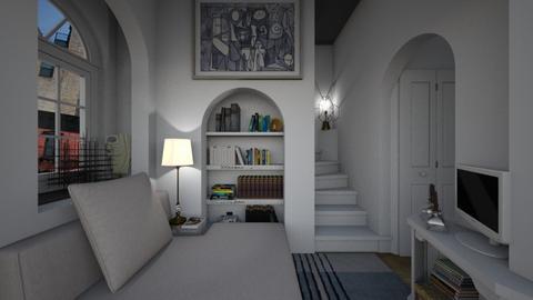 Casa351LivingArea - Classic - by nickynunes