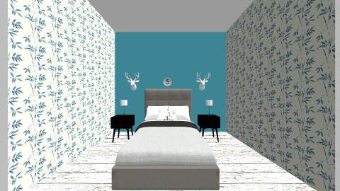 Mi Dormitorio - Modern - Bedroom - by angelaude21