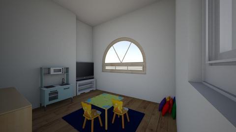 playroom - Kids room - by Martuskakkkk