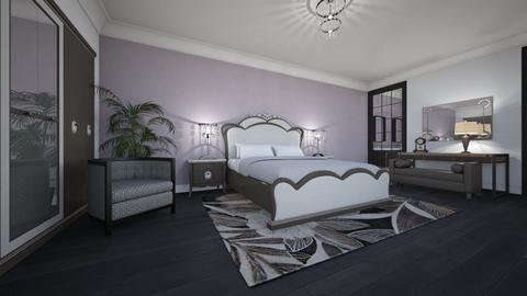 Dorian - Living room - by Theadora