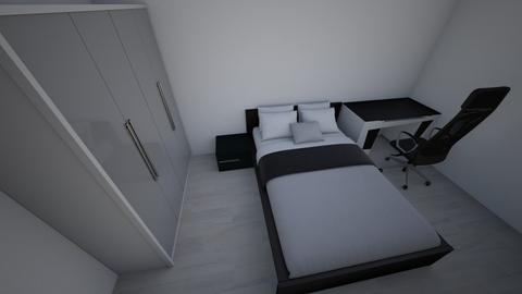 Test - Bedroom - by wodnik
