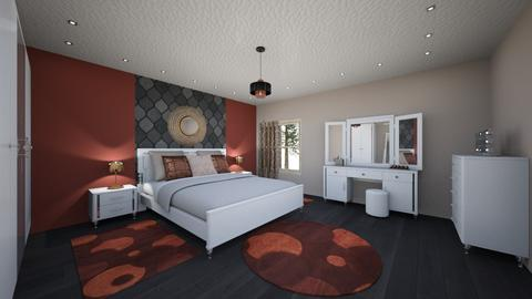 bed room - Bedroom - by jouana
