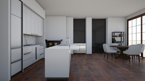 df - Kitchen - by likuna485