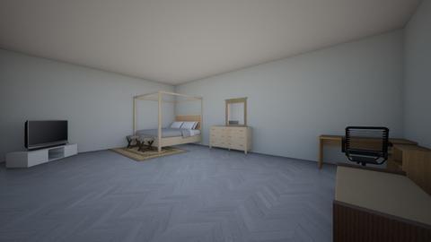 dream room - Bedroom - by 27jfinklea