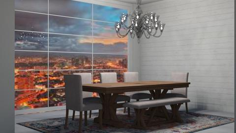 FORMAL DINING - Classic - Dining room - by molly_designs
