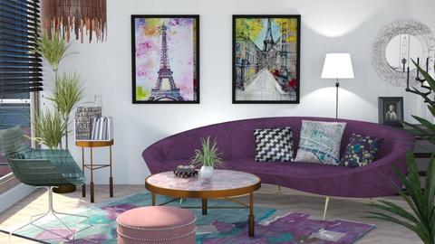 M_ Paris - by milyca8