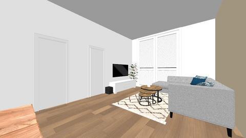 Narcissenstraat 23 - Living room - by  Maartenj0204