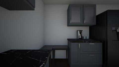 Kitchen - Kitchen - by IsabellaGrinston