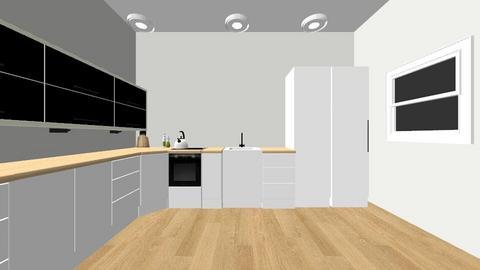 carinpol - Kitchen - by carinpol
