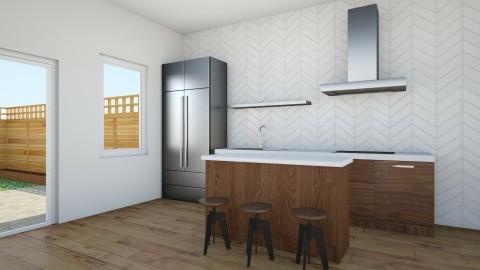 kitchen - by Cnthomas523