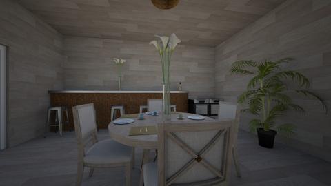 bamboo 22 - Kitchen - by abbynan